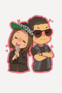 Monday Couple Song Ji Hyo And Kang Gary