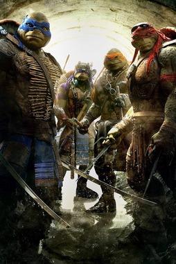 Teenager Mutant Ninja Turtles