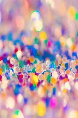 Colorful Glitter
