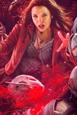 Avengers 2 Age Of Ultron Scarlet Witch