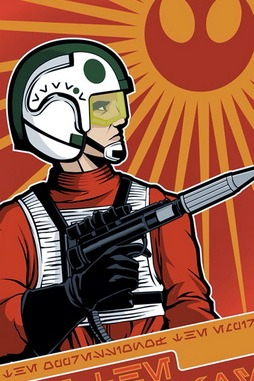 Star Wars Propaganda Art Wallpaper Download To Your Mobile From Phoneky