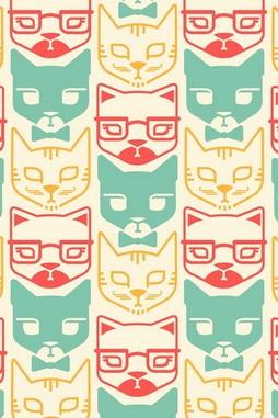 고양이 무늬