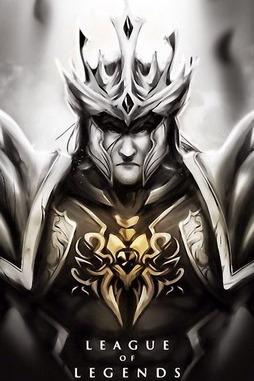 League Of Legends Jarvan 4