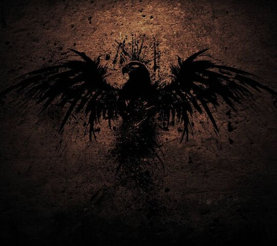 Dark Eagle Wallpaper Download To Your Mobile From Phoneky