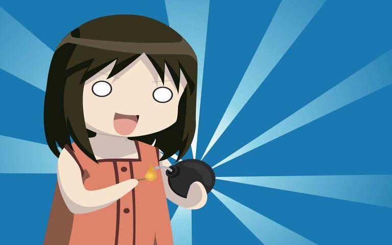 Anime Drole Fille Fond D Ecran Telecharger Sur Votre Mobile Depuis Phoneky