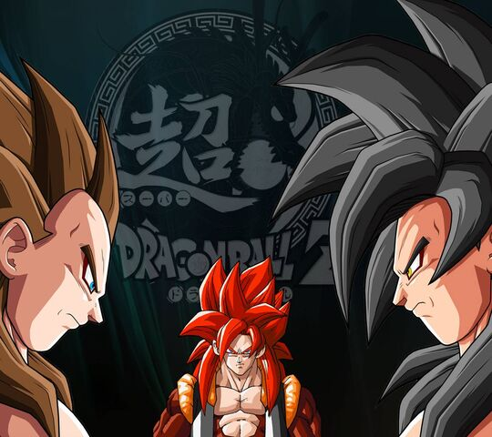 Gogeta Ssj4 Wallpaper Download To Your Mobile From Phoneky