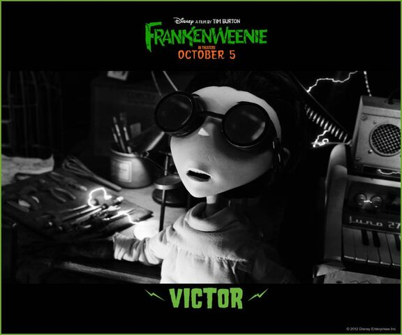 Frankenweenie Wallpaper Download To Your Mobile From Phoneky