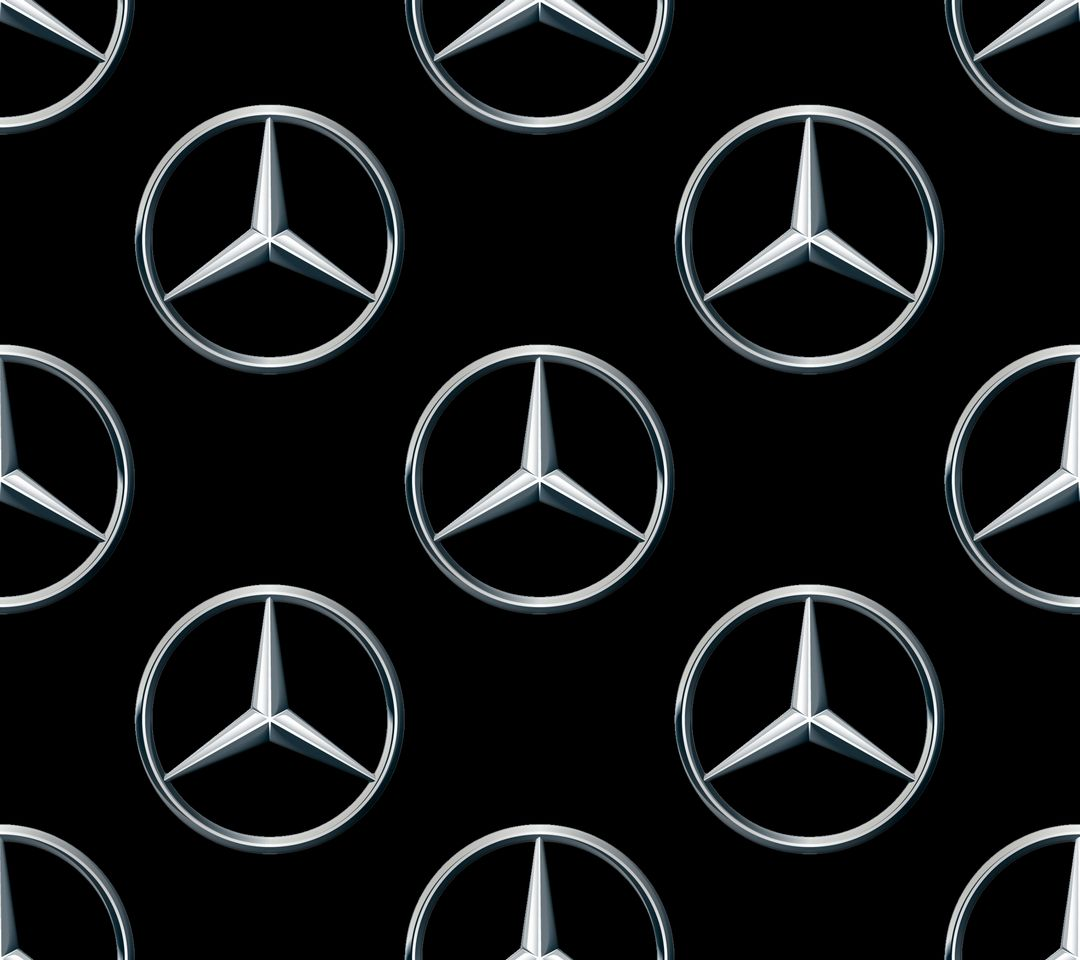 Mercedes Logo Wallpaper - Download to