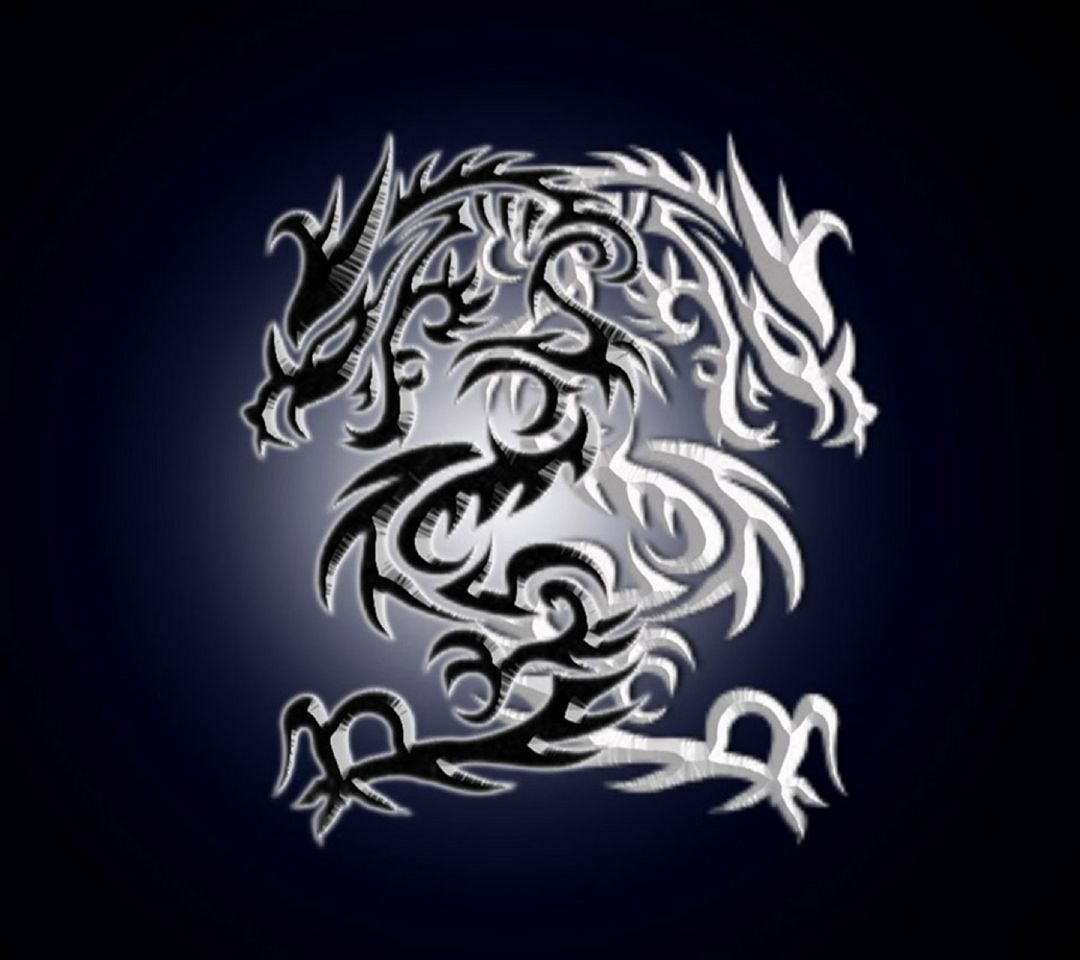 Dragon Logo Wallpaper Download To Your Mobile From Phoneky