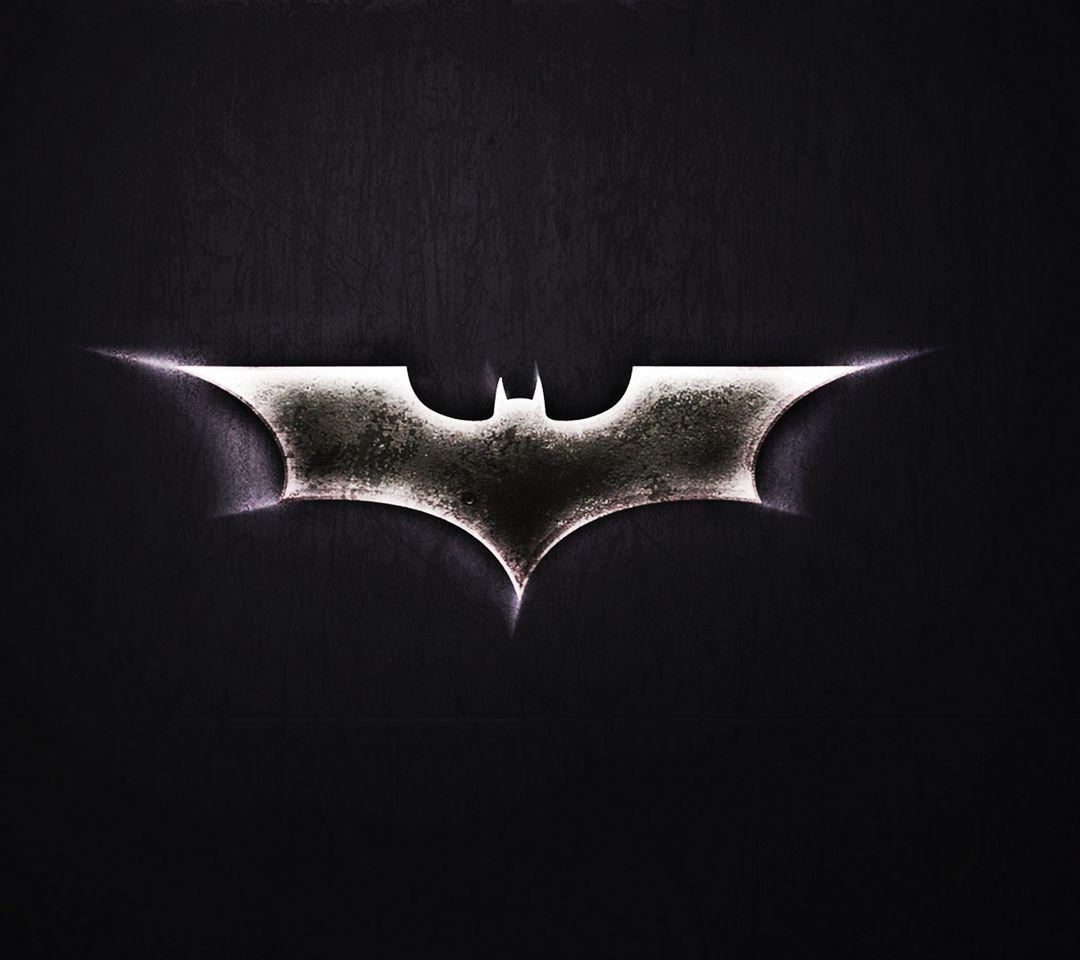 バットマン メタル ロゴ壁紙 Phonekyから携帯端末にダウンロード