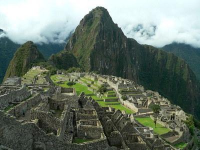 7 Meraviglie Del Mondo Di Machu Picchu Sfondo Scarica Sul Tuo