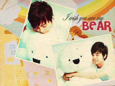 I Wish You Are My Bear