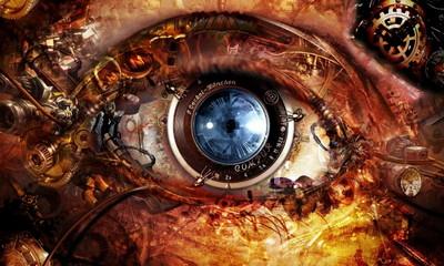 Mecha Eye