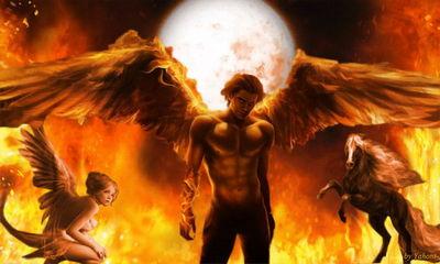 Mối quan hệ giữa Lucifer và loài người