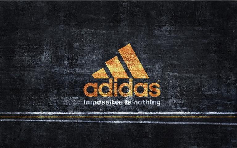 Logo HD Adidas Fond d'écran Télécharger sur votre mobile