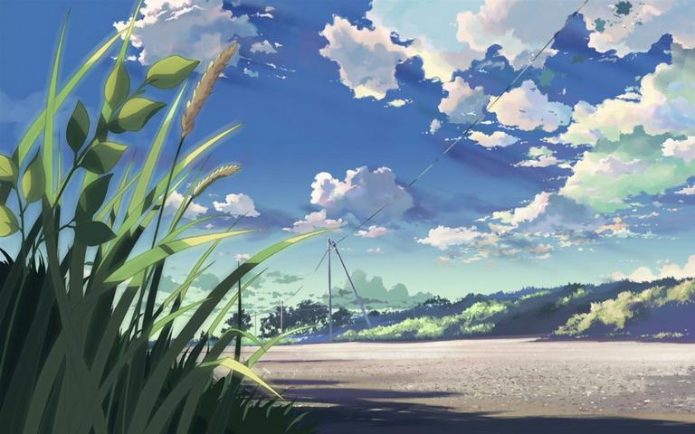 Paesaggio Anime Sfondo Scarica Sul Tuo Cellulare Da Phoneky