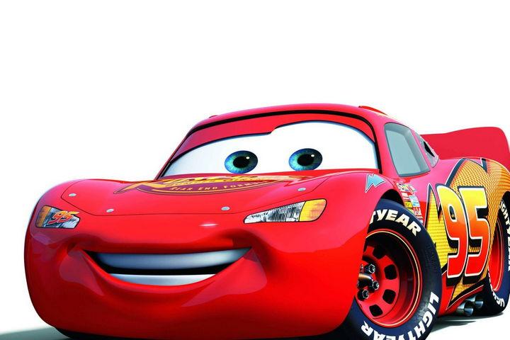 번개 Mcqueen 자동차 영화 배경화면