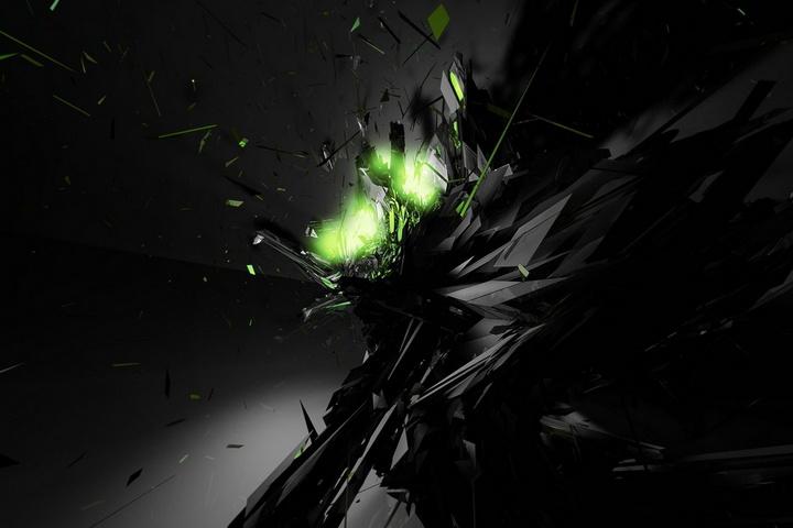 Verde E Nero Sfondo Scarica Sul Tuo Cellulare Da Phoneky