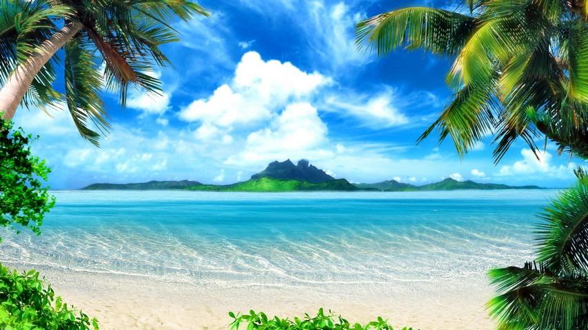 Spiaggia Sfondo Scarica Sul Tuo Cellulare Da Phoneky