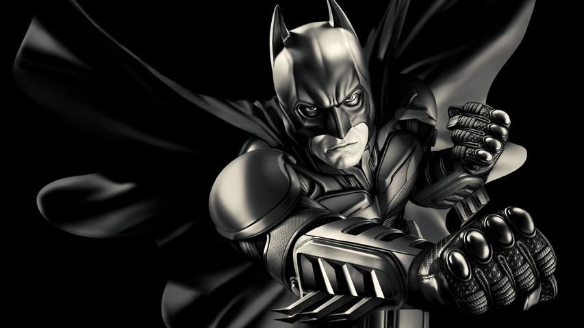 Fumetto Di Batman Bruce Wayne Dark Knight Comics Sfondo Scarica