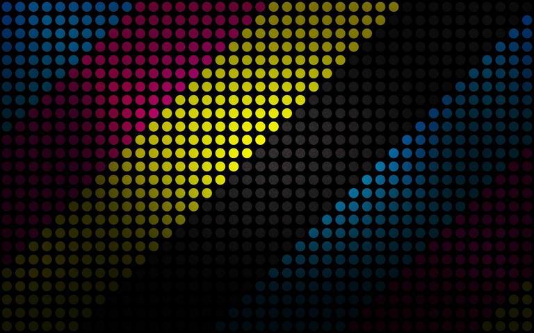 Titik Warna Warni Abstrak Wallpaper Download Ke Ponsel Anda Dari