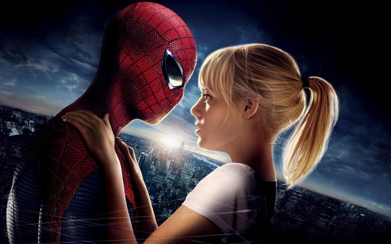 Spider Man Emma Stone