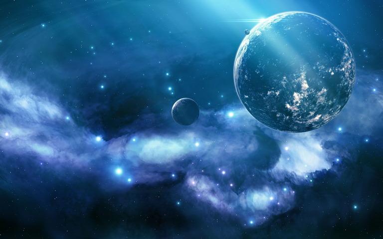 Luar Angkasa Bumi