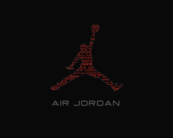 Air Jordan Logo Fond d'écran Télécharger sur votre mobile