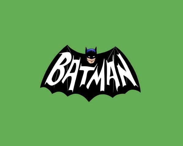 Batman Vieux Logo Fond d'écran Télécharger sur votre