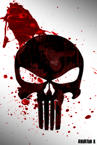 punisher android wallpaper