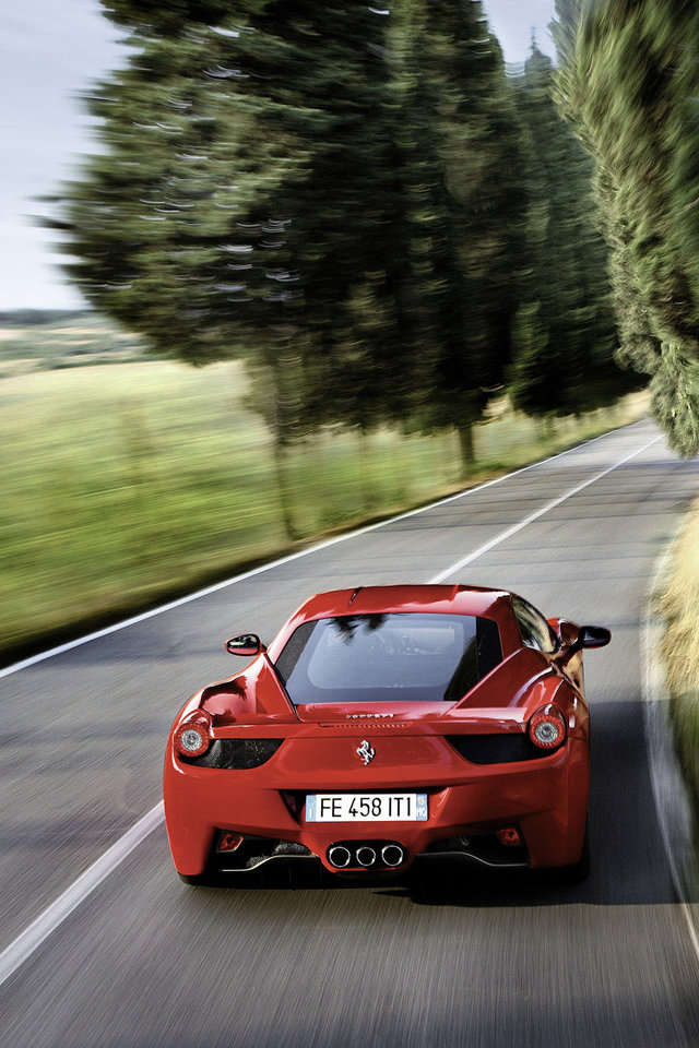 Ferrari Enzo Wallpaper Download To Your Mobile From Phoneky