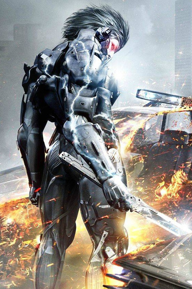 Metal Gear Rising Revengeance Wallpaper Download To Your Mobile
