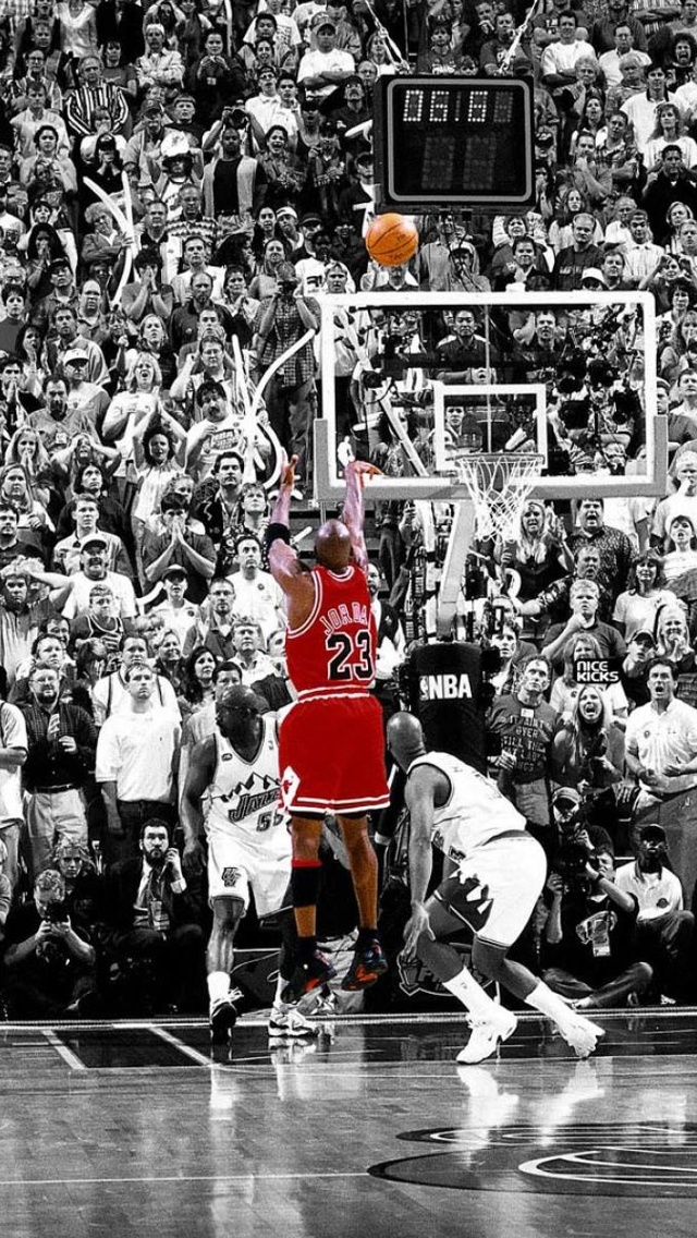 Basketball - Michael Jordan Wallpaper - Download to your mobile from PHONEKY