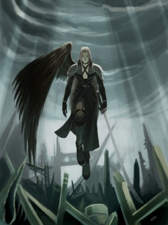 Sephiroth Wallpaper Iphone