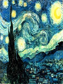 Van Gogh Notte Stellata Sfondo Scarica Sul Tuo Cellulare Da Phoneky