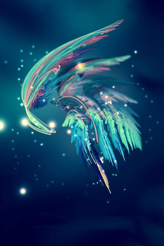Pioggia Astrale Sfondo Scarica Sul Tuo Cellulare Da Phoneky