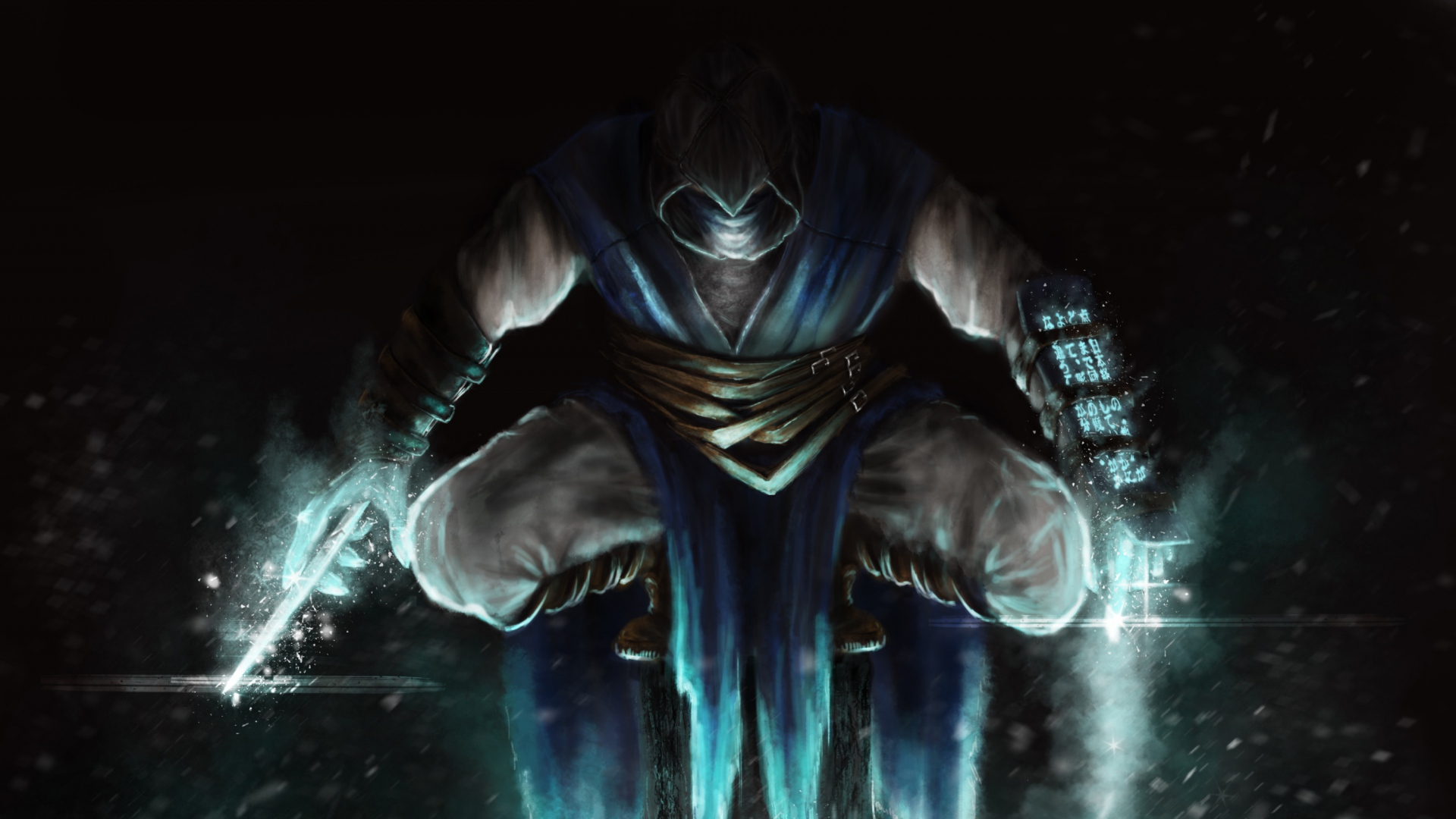 Mortal Kombat Sub Zero Jump