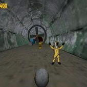 Radio Ball 3D Tunnel Game