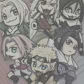 Naruto Memory Game