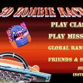 3D Zombie Race