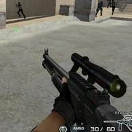 EAGLE NEST - Sniper training
