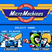 [Aladdin] Micro Machines (USA) (Unl)