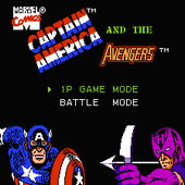 Captain America and the Avengers (USA)