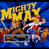 Adventures of Mighty Max, The (E)