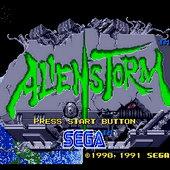 Alien Storm (W)
