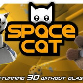 Space Cat 3D ANDROID
