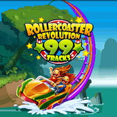 roller coster 99 tracks