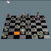 Android Knight 3D Chess 1.0.21