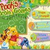 Poohs Brain Games