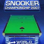 World Snooker Championship 2007 3D